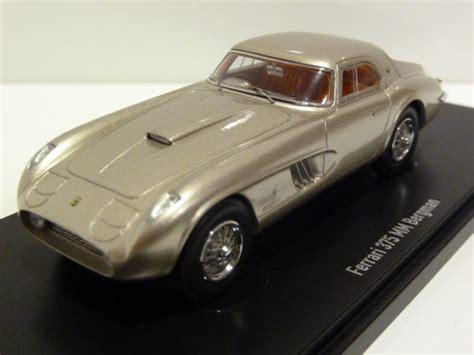 More about the ferrari 375 mm car. AutoCult - Scale 1/43 - Ferrari 375 MM Special Ingrid Bergman / Roberto Rossellini Car - 1954 ...