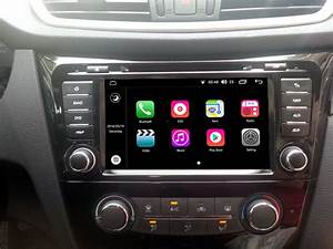 Nissan Qashqai  X Rogue Aftermarket Navigation System   Aftermarket Navigation Car Stereo