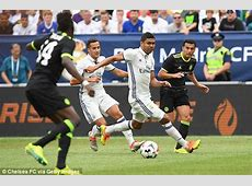 Real Madrid 32 Chelsea REPORT Eden Hazard hits two after