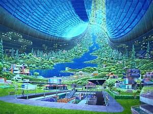 Donald Davis NASA Space Colony | TANK Magazine