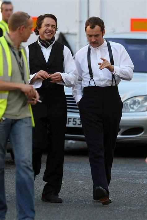 Jude Law, Robert Downey Jr. - Robert Downey Jr. Photos ...