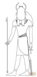 khepri coloring page  printable coloring pages