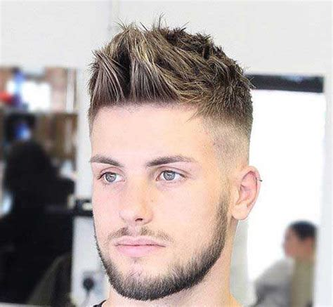 Mens Hairstyles by Haircuts Mens Hairstyles 2018