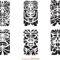 polynesian tattoo designs  meanings tattoo polynesian tattoo designs tiki tattoo tattoo