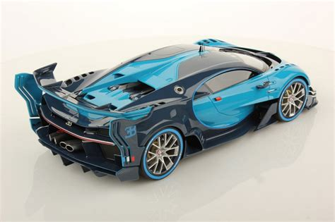 Use our search to find it. MR Completes the 1:18 Bugatti Vision Gran Turismo • DiecastSociety.com