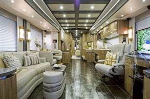 trailer homes interior this awesome 3 million rv looks like a luxury hotel on