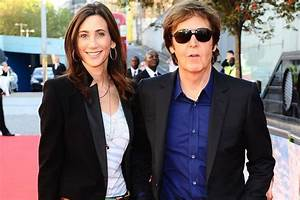 Sir Paul McCartney's wife Nancy spends four nights at ...