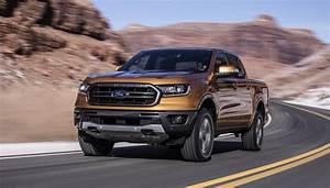 Ford Ranger 2018, así llega la pick-up a Estados Unidos