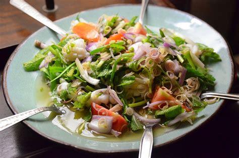 thai salad thai salads wikipedia