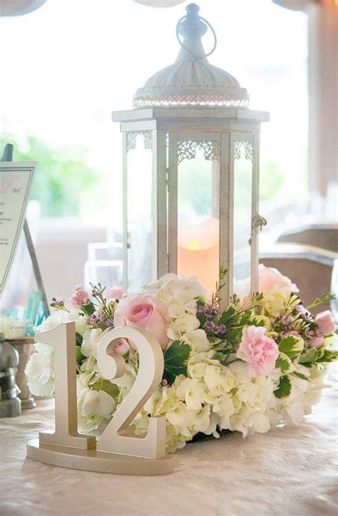 93 Chic and Fabulous Wedding Lanterns Table Decorations