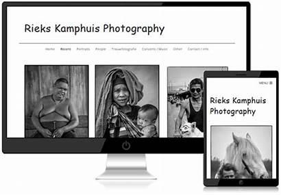 Websites Fotografen Voor