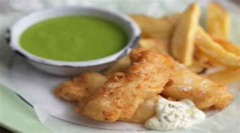 Fish Goujons With Chunky Chips