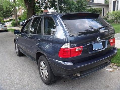 Sell Used Bmw X5 Low Mileage For Sale 47,500 Miles In