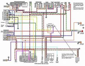 Tr1  Xv1000  Xv920 Wiring Diagrams