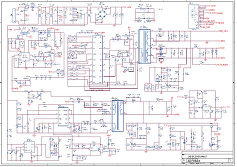 Wiring Diagram For Dell Power Supply Free by Liteon Ps 5281 7vwn Atx Power Supply Service Manual Free