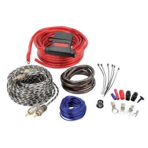 Scosche Amplifier Wiring Kit Walmart Canada