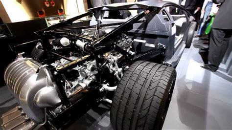 Lamborghini Aventador Chassis