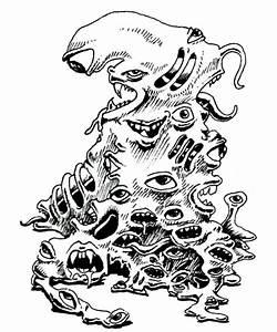 Amoeba Drawing At Getdrawings