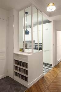 cuisine moderne focus sur une cuisine semi ouverte avec With porte d entrée alu avec meuble salle de bain moderne