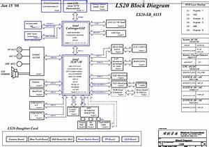 Lenovo Ideapad S12  Intel Atom  Schematic  Wistron Ls20