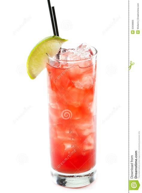 Cape Cod, Vodka And Cranberry Stock Photo  Image 32938800