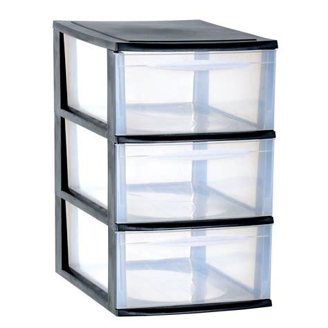 module armoire cuisine eda plastiques module de rangement module a4 3 tiroirs