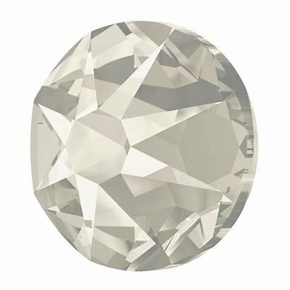 Swarovski Rhinestones 2088 Crystal Flatback Crystals Ss34