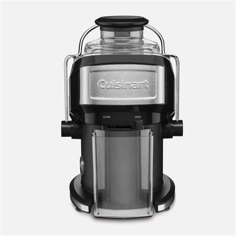 juicer extractor juice cuisinart compact under cje