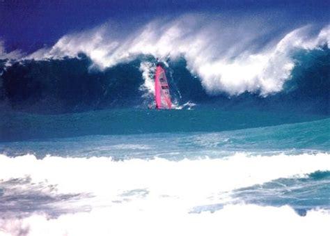 Robby Naish windsurfing