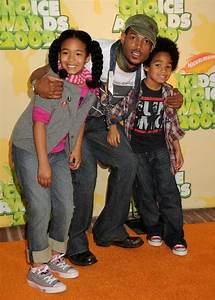 Marlon Wayans with his kids | Celebrities and family ...