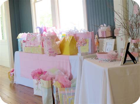 table for baby shower sweet beginnings baby shower