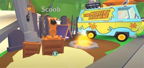 adopt scoob machine mystery