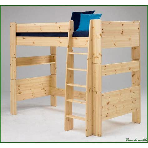 hochbett kiefer massiv massivholz hochbett kinderbett etagenbett stockbett holz kiefer massiv lackiert ebay