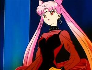 Black Lady Anime Sailor Moon Wiki
