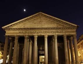 Facts About Roman Buildings