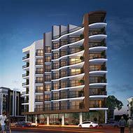 Apartment Building Facade Design