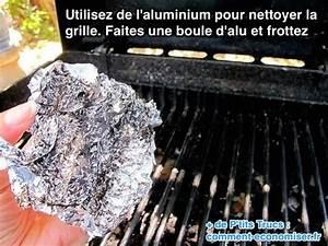 Comment Nettoyer De L Aluminium Brossé : l 39 ultime astuce pour nettoyer la grille de votre barbecue ~ Farleysfitness.com Idées de Décoration