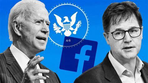 Facebook plans charm offensive for Joe Biden - DUK News