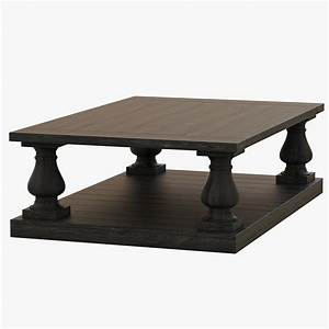rh coffee table bestsciaticatreatmentscom With restoration hardware reclaimed wood coffee table