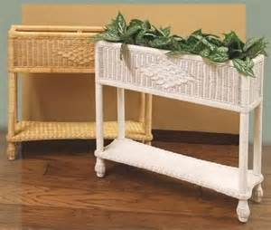 wicker plant stands outdoor furniture wicker flower plant stand for the home
