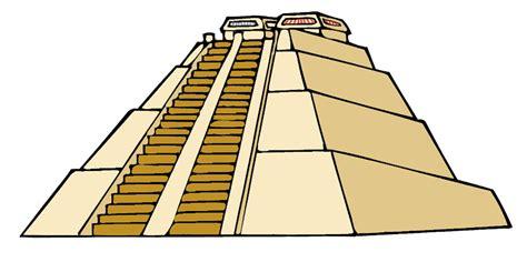 Aztec Clipart Aztec Temple