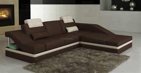 canapé angle confortable canapé candice en angle méridienne simple en cuir pas cher
