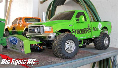 rc modified diesel pulling truck big squid rc rc car