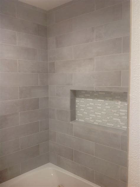 Shower Lights Lowes by Cityside Gray Porcelain Tile From Lowes Details Grey