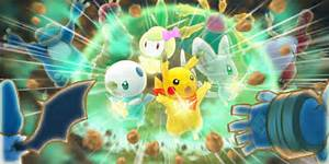 pokemon mystery dungeon gates to infinity characters