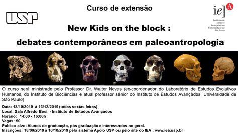 Curso sobre Evolução Humana com Walter Neves acontece ...