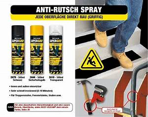 Anti Rutsch Stufen : anti rutsch spray innen au en einsetzbar rust oleum infabe ~ Michelbontemps.com Haus und Dekorationen
