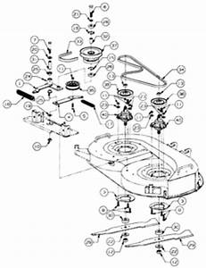 I Need A Belt Diagram For A Cub Cadet 2155