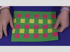Construction Paper Weaving YouTube