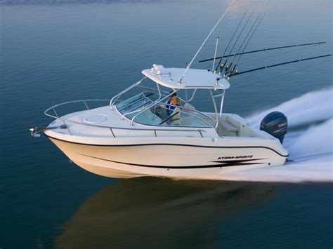 Hydrasport Boats by Research Hydra Sports Boats 2200vx On Iboats